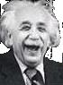 Einstein: ha!